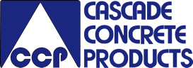 Cascade Concrete Products Logo